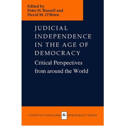 an introduction to the independence of the judiciary in australia Judicial independence means a judiciary that impartiall y and fairl y applies the facts of a case to the applicable law a judge's abilit y to interpret and 2 the importance and need of independence of judiciary in modern state can hardl y be over emphasized as the role of the court has been changed.