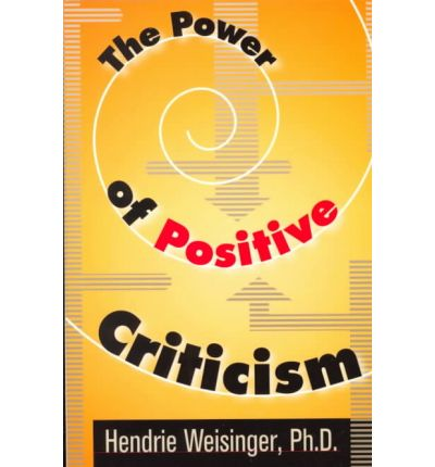 how to give positive criticism