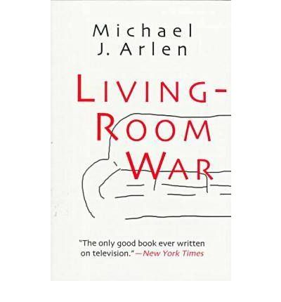 living room war michael j arlen 9780815604662