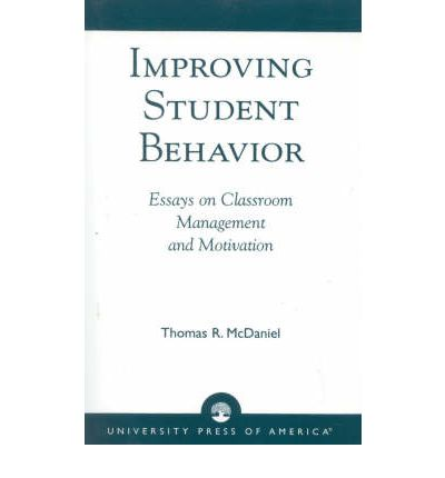 essay on classroom management techniques Identifying effective behavior management in the early childhood classroom kelly r victor are what current classroom management techniques appear to be effective does an effective behavior management policy impact student morale.