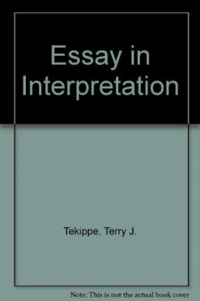 Interpretation essay