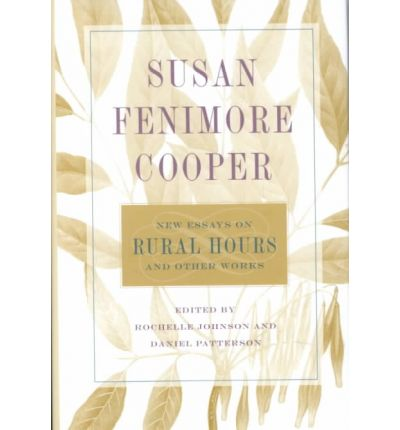susan fenimore cooper works about life