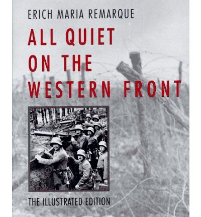 an examination of the novel all quiet on the western front by erich maria remarque All quiet on the western front rare book for sale this signed by erich maria remarque is available at bauman rare books.