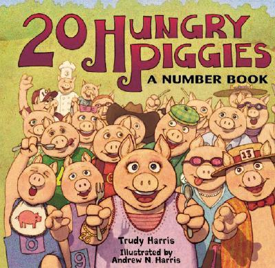 20 Hungry Piggies