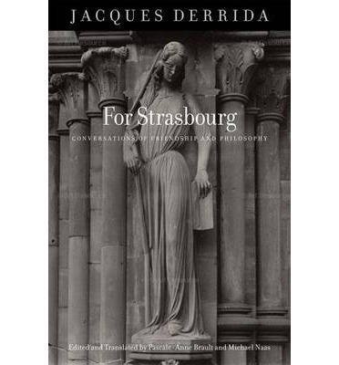 jacques derrida essays Jacques derrida - the book of life is the 'brain' of the school of life, a gathering  of the best ideas around wisdom and emotional intelligence.