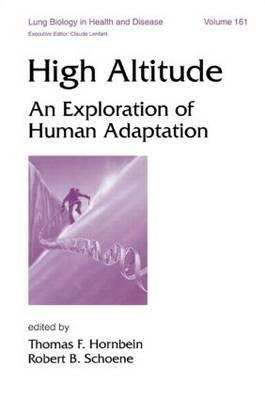 an analysis of the effects of high altitude on the body and the subsequent adaptations to its exposu Suggested citation:7 the physiology of cold exposureinstitute of medicine 1996 nutritional needs in cold and high-altitude environments: applications for military personnel in field operations.