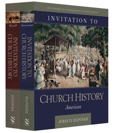 Invitation to church history john d hannah 9780825443862