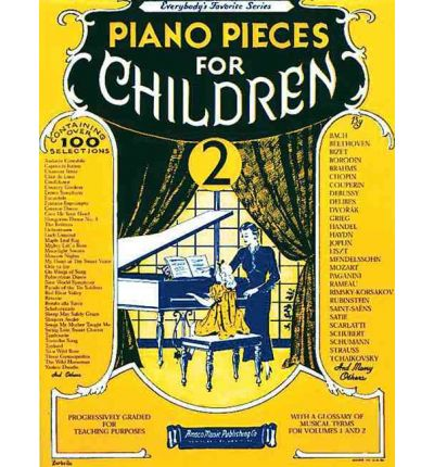Piano Pieces for Children: Volume 2
