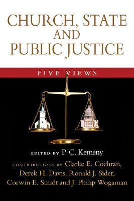 Church, State and Public Justice