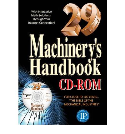Machinery's Handbook Edition 26