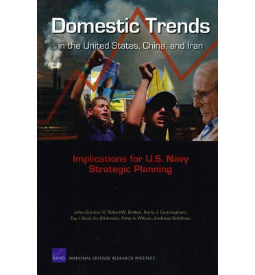 Domestic Trends in the United States, China, and Iran