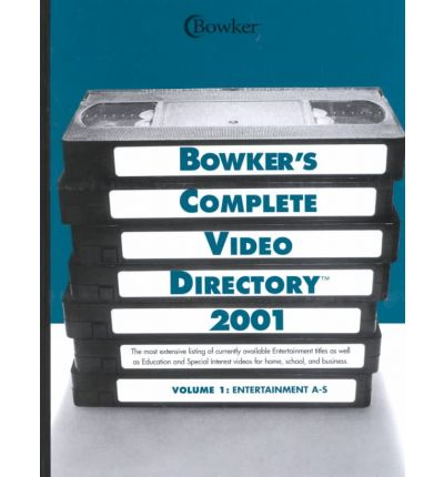 Bowker's Complete Video Directory