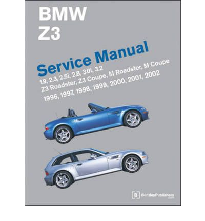 bmw z3 service manual 1996 2002 bentley publishers. Black Bedroom Furniture Sets. Home Design Ideas