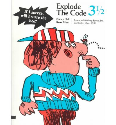 Explode the Code/Book Three and One Half