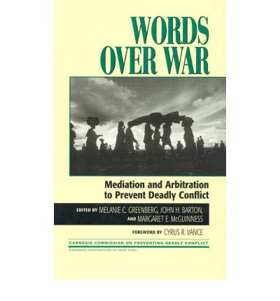 Words Over War