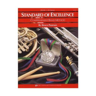 Standard of Excellence: Comprehensive Band Method Book 1 (B Flat Clarinet)