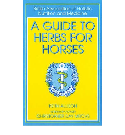 A Guide to Herbs for Horses