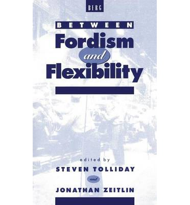 what is fordism Fordism, in summary combines the manufacturing division of labor with taylorism and adds the moving line the first component of fordism is the manufacturing division of labor the manufacturing division of labor seeks to divide the tasks of work and assign these tasks to.
