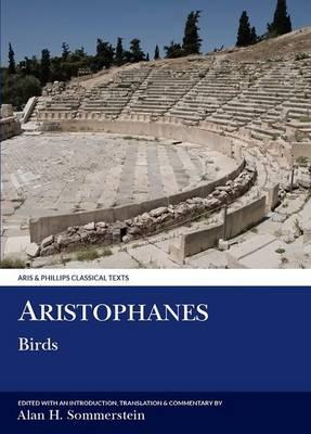 aristophanes the birds essay Buy the birds and other plays (penguin classics) new ed by aristophanes, alan  h  approach best exemplified, perhaps, in his excellent prefatory essay.
