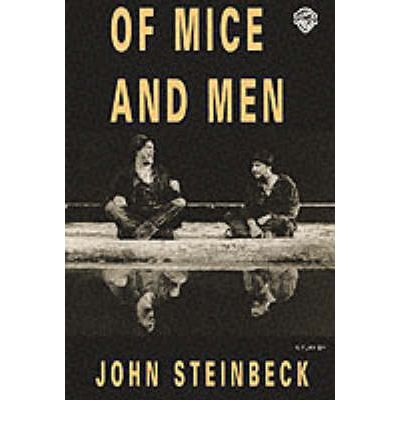 the emotions in of mice and men by john steinbeck