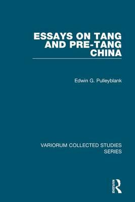 Essays on china