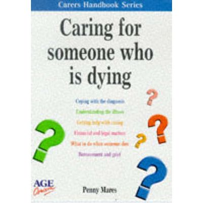 Caring for Someone Who is Dying
