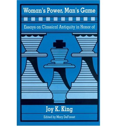 Woman's Power, Man's Game