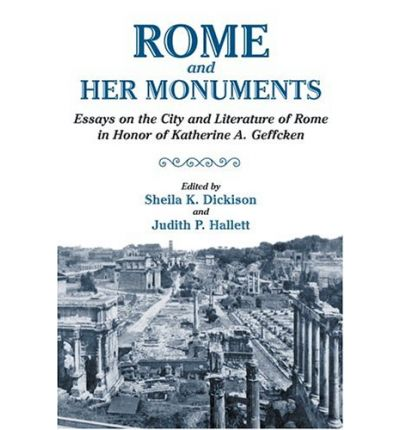 Rome and Her Monuments