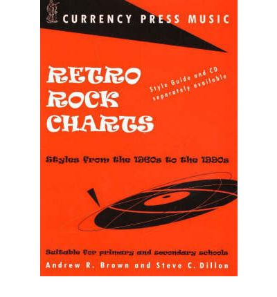 Download di libri di testo online Retro Rock Charts : Styles from the 1960s to the 1990s Suitable for Primary and Secondary Schools PDF PDB