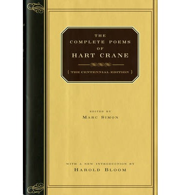 the features of the poetry of hart crane Hart crane is considered a pivotal even prophetic figure in american literature  he is often cast as a romantic in the decades of high modernism crane's version .