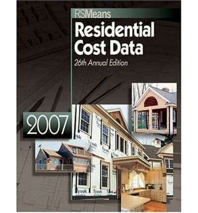Means Residential Cost Data