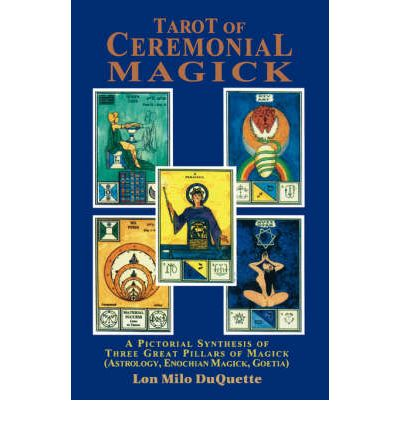 Tarot of Ceremonial Magick