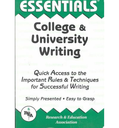 essentials on college writing 121 The clep college composition exam assesses writing skills taught in most   the recognition of source attribution as an essential skill in college writing  courses.