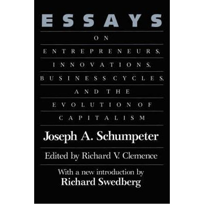 essays on entrepreneurs innovations I argue that agricultural innovation drew upon external influences which were adapted to the unique demands of the particular setting, reflective of a wider process in which australian identity was negotiated between internal experiences and external ideas for this essay, i identified some fifty biographical.
