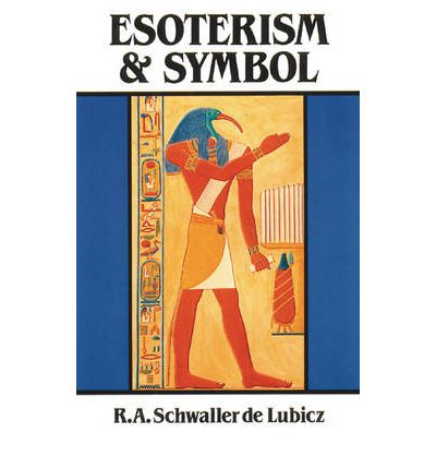 Esoterism and Symbol