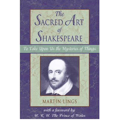 The Sacred Art of Shakespeare