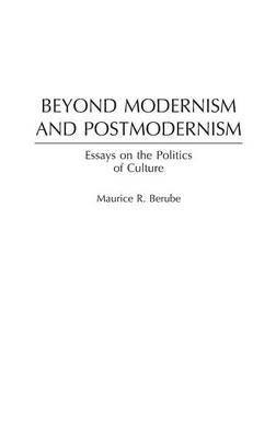 a review of an essay on postmodernism politics and culture of 1988