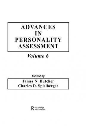 Advances in Personality Assessment: Volume 6