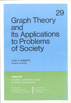 graph theory and its applications to problems of society pdf
