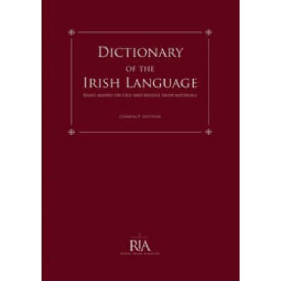 Dictionary of the Irish Language