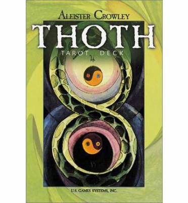 Crowley Thoth Tarot Deck Standard