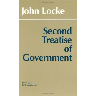 john locke second treatise pdf