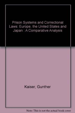 "united states correctional system United state of america  during the period of the early prison education system, 1789  implementing correctional systems in the united states"" (ryan."