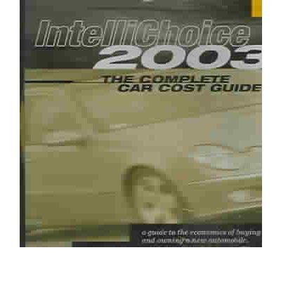 Complete Car Cost Guide 2003