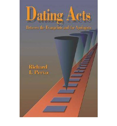pervo dating acts of the apostles