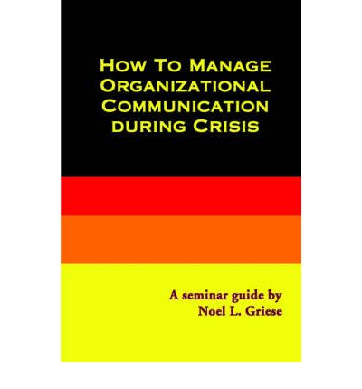 how to manage crisis Risk management (specific plans dealing with high-probability events) by itself cannot account for all levels of uncertainty management also needs to rely on a.
