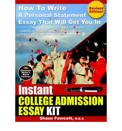 Buy college application essay kit