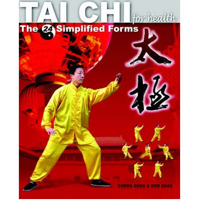 Tai Chi for Health : The 24 Simplified Forms