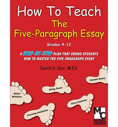 Stop teaching the five paragraph essay