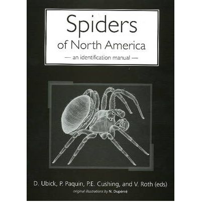 african spiders an identification manual
